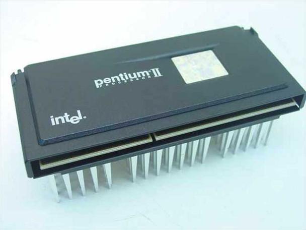 Intel PII 350 MHz Processor 512kb cache NEW 02K2776