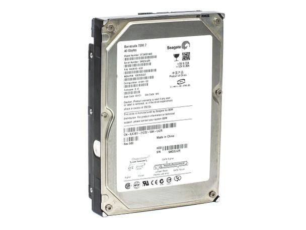 "Seagate 40GB 3.5"" SATA Hard Drive Barracuda 7200.7 9W2015-633 JC407 (ST340014AS)"