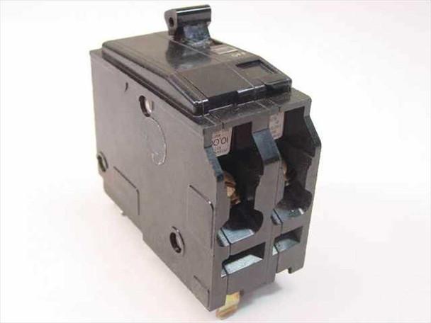Generic LD 446 2-Pole 20 Amp Circuit Breaker