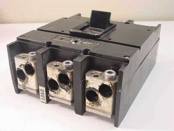 Generic 3 Pole Magnetic Trip Circuit Breaker (600 Amp)