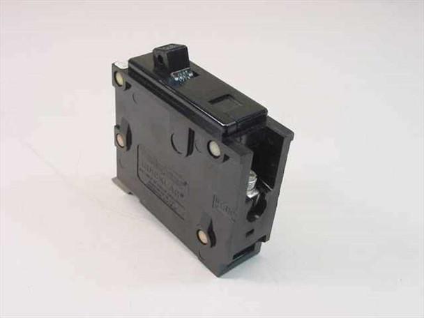 Westinghouse MJ-1588 Type BA 1-Pole 15 Amp Circuit Breaker