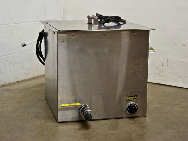 NEY PROT-1018H 10 Gallon Ultrasonic Tank With Heater Function - Tested GOOD