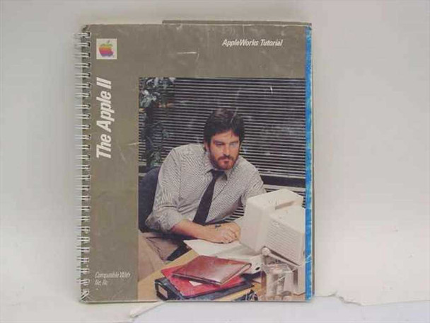 Apple Apple IIe, IIc Tutorial Manual (030-0842-A)