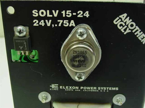 Elexon Power systems Power Supply (SOLV15-24)