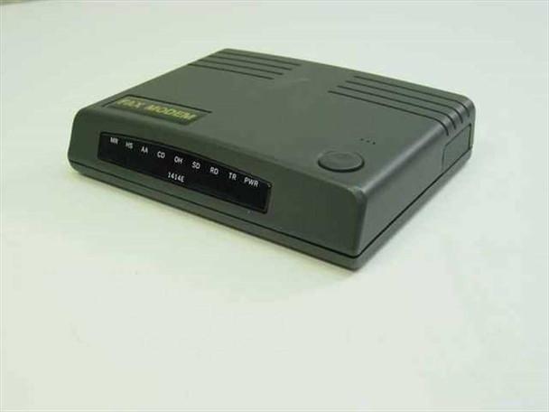 Gray Plastic Fax Modem (1414E)