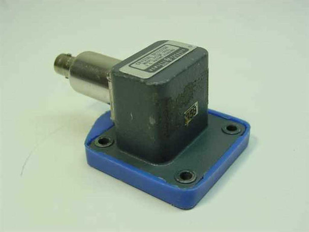 Hewlett Packard Crystal Detector ~V (H424A)