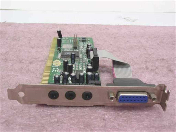 Avance Logic ISA Sound Card ALSAC1