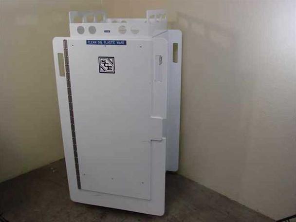 South Coast Enterprises Chemical Acid Corrosive Wafer Transport Cabinet SCE1000E