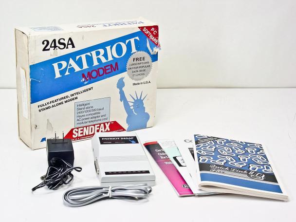 Anchor Patriot Modem-Hayes Compatible 24SAF