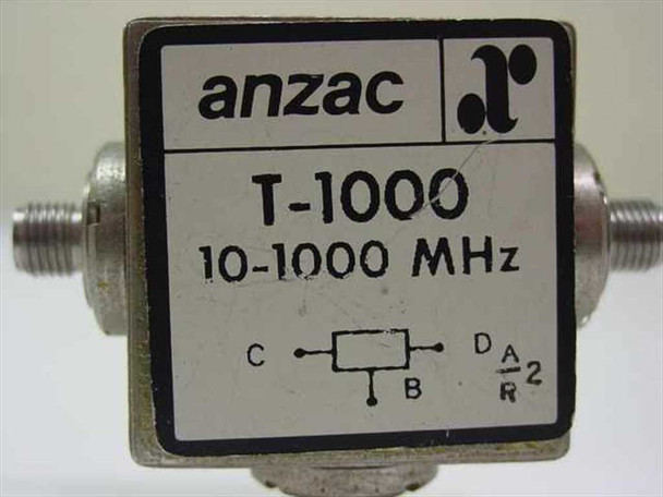 Anzac Power Splitter/Combiner (T-1000)