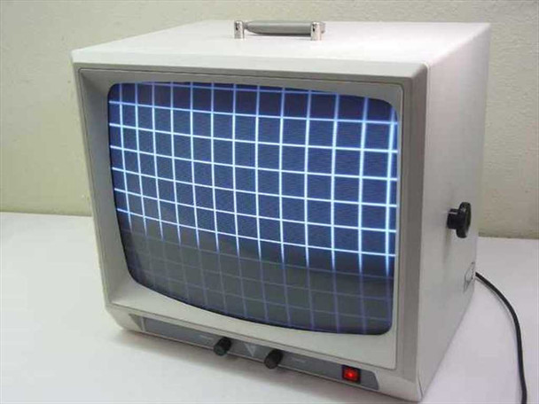 """Vtec M-19 19"""" Black and White Display Monitor / CRT Monitor with BNC Coax"""