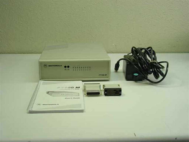 Motorola FT100 M Fractional T1 Unit 6104506100010