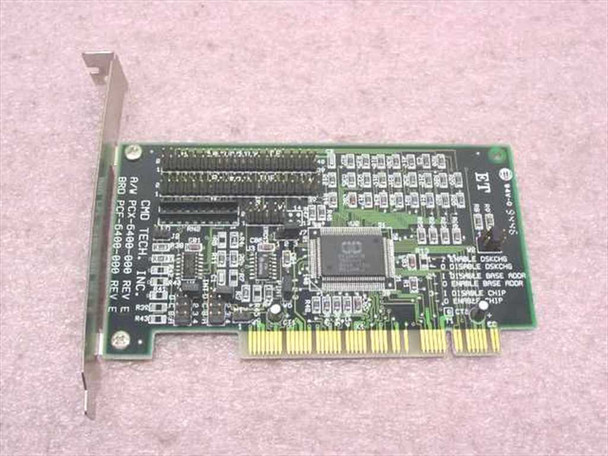 CMD Tech PCI Dual IDE Controller (PCX-6400-000)