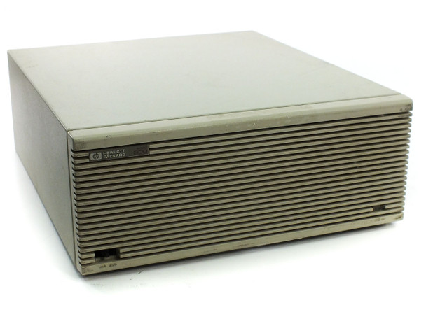 HP 98561X Computer Chassis 9000 300 Series with 512A Module - Powers On - As Is