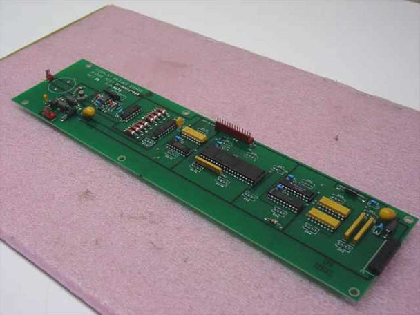 Intel 31-710011-00 Display Driver Board with P8279-5 Chip from 1976