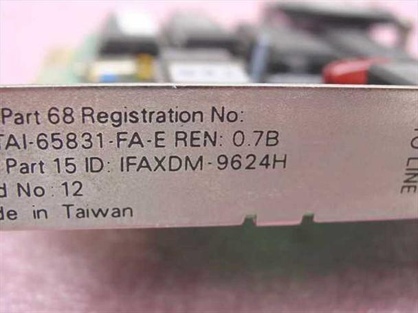 Aceex ISA Data Fax Modem 9624H