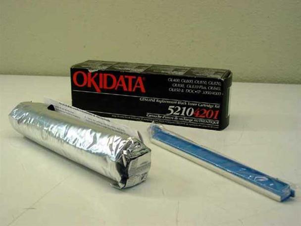 Okidata Black Toner Cartridge (52104201)