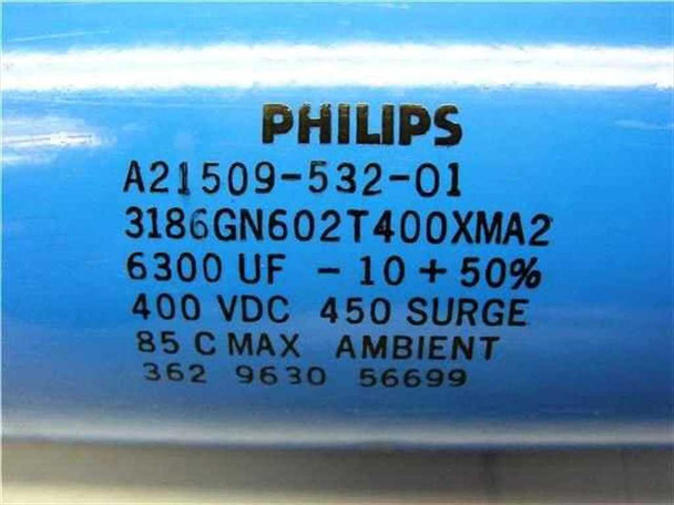 Eldre High Voltage System w/ 24 qty Philips A21509-532-0 ECI-17690