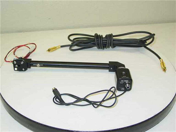 EIA Led / IR illumination CCD Camera with Illuminated Optical Tube