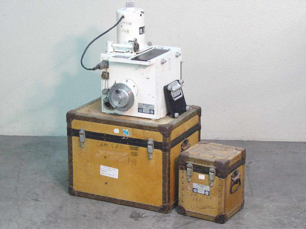 Flight Research V-A 10-60 FPS 70mm Multidata Camera with Cases, Assembly & Motor