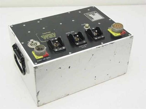 Photo-Sonics Inc. Control Box Power Supply 22-1099-100
