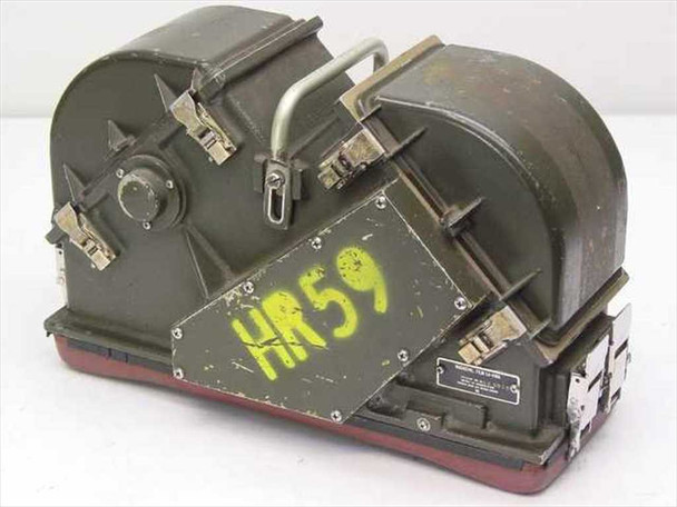 Fairchild Space and Defense Systems LA-410A 70mm Military Strike Camera Magazine
