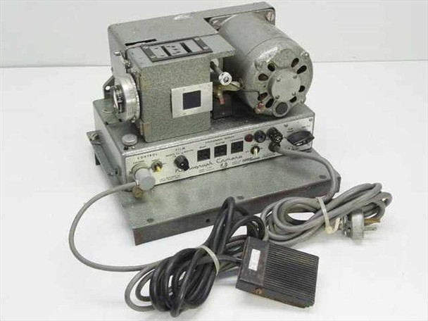 Grass Instruments C4R Kymograph 35mm Camera & Controller - As Is / For Parts