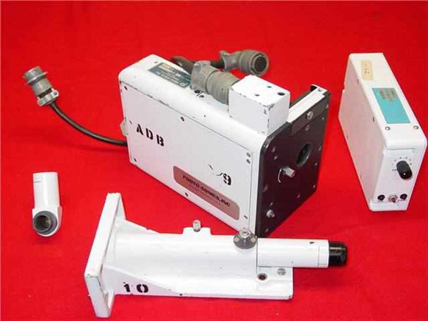 Photo-Sonics 16MM-1PL DC Camera Kit Actionmaster Data Recordi 61-9500
