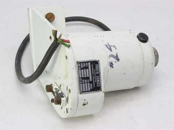Photo-Sonics Inc. Take up motor 35 mm x 500' magazine 4B camera 10-1030