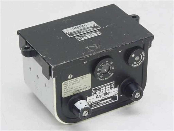 Agiflite LA623A 70 mm Aerial Camera Magazine 20631/200