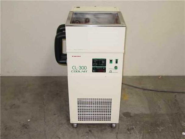 Taitec Coolnit Heating & Cooling Water Bath Air Cooled (CL-300) Bath Dimensions