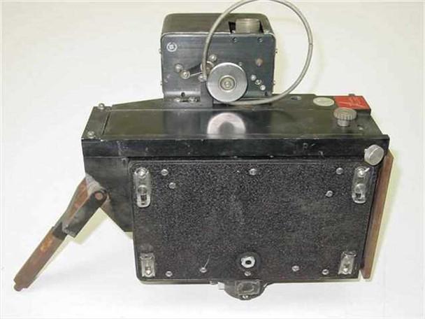 Flight Research Multidata Scientific 35mm Film Camera Model IV-EXA