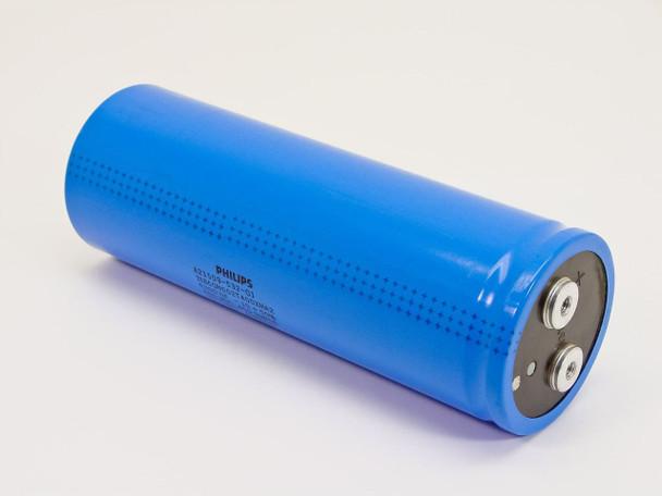 Philips A21509-532-01 400VDC 6300UF Capacitor 400V 450V Surge 3186GN602T400MXA2
