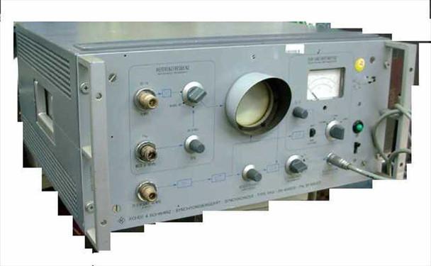Rohde & Schwarz 444835 Vintage Type XKG Synchronizer