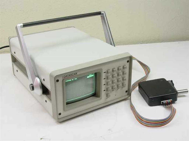 Datascan 2020 Signal Analyzer 2-Port DS 100 Scan Module - Version 1.74 - As Is