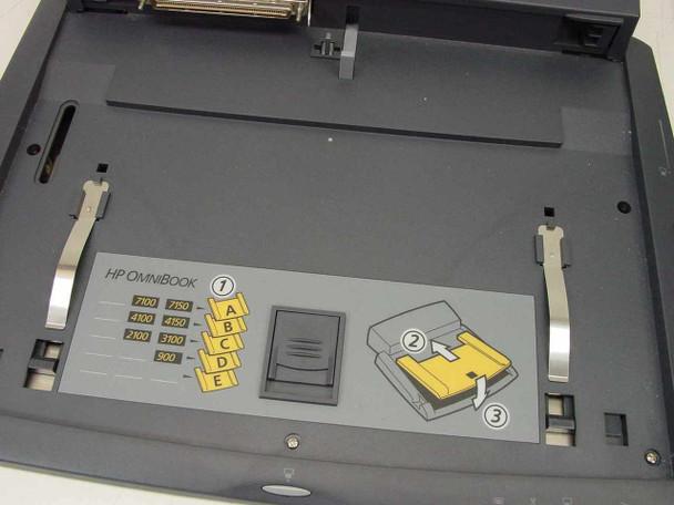 Hewlett Packard OmniBook 6000 Port Replicator (F1451A)