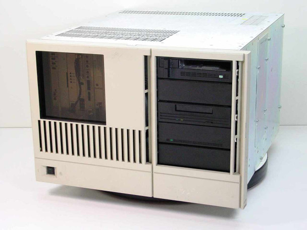 Modcomp 1100R Industrial Computer VME Chassis - CPU VLAN IEEE488 MVME - As Is