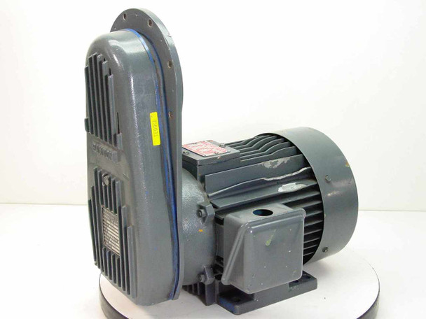 Leroy-Somer F2125 208/230/460 VAC 3 Phase 6.5-13.8 Amps Motor - AS IS