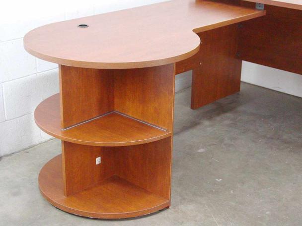 Sauder Woodworking Computer Desk w/return (3 Drawer)