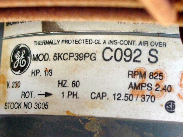 Copeland Hermetic Condensing Unit C2AH0750IFC001 - As Is