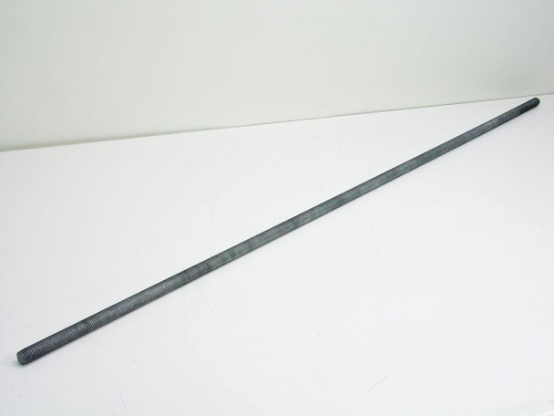 "All Thread Rod Galvanized 5/8"" Diameter 11 TPI - Multi Lengths: 12"", 28"" ~ 44"""