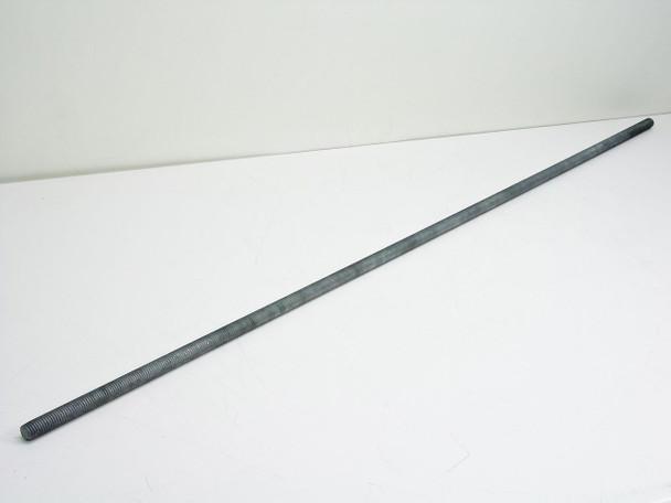 "All Thread Rod Galvanized 5/8"" Diameter 11 TPI - Multi Lengths: 12"", 28"" ~ 44"""