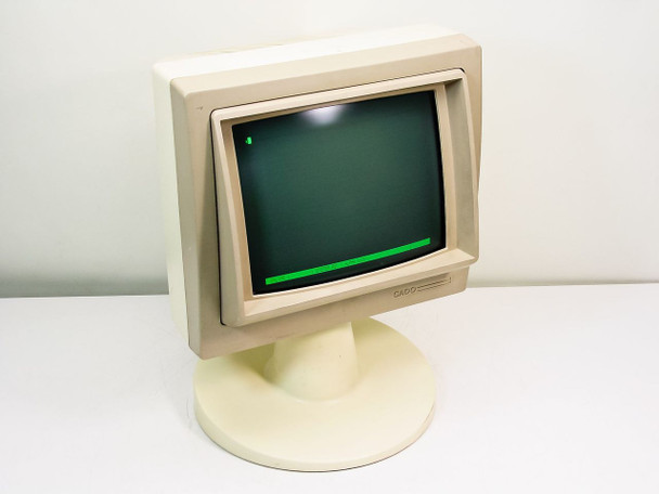 Cado Systems Corporation C-300 Monitor 115v 9-Pin Vintage Terminal