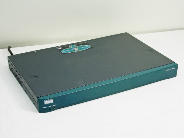 Cisco CISCO 2620 Network Router - 2600 Series - With FacePlate As Is
