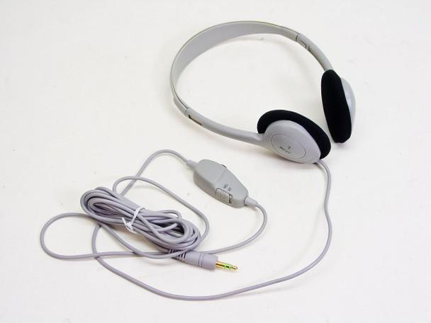 HP 5182-3552 LT-100 3.5mm Computer Headphone Stereo Mono Volume Control -Qty 100