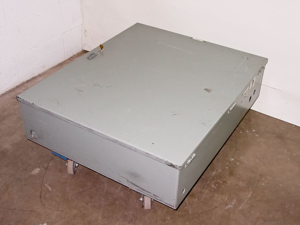 Circle A W Products CO. Industrial Control Panel Enclosure  Indoor Type 1