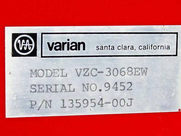 Varian VZC-3068EW TWT 135954-00j