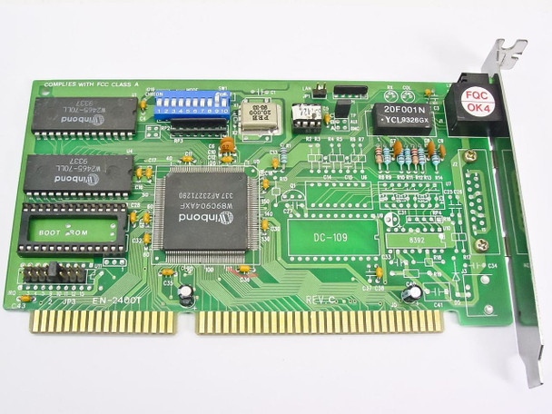Danpex ISA Network Card EN-2400T