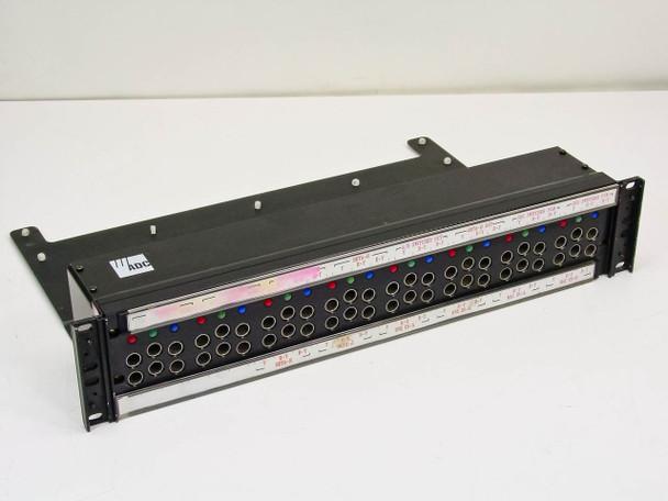 ADC Video Patch Bay - Rackmount (CV-8-N)