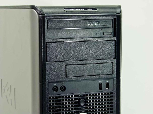 Dell Intel Core 2 Duo 2.4GHz, 2GB RAM, 160GB HDD (OptiPlex 745)